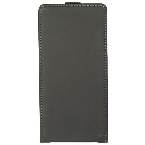 Productafbeelding van de Mobiparts Premium Flip Case Black Sony Xperia Z3 Plus