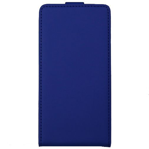 Mobiparts Premium Flip Case Blue Sony Xperia Z3 Compact