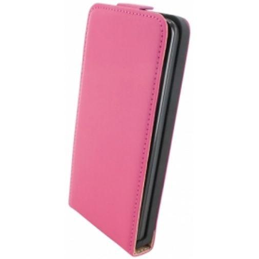 Productafbeelding van de Mobiparts Premium Flip Case Huawei Ascend G510 Pink