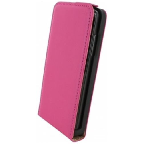Productafbeelding van de Mobiparts Premium Flip Case Huawei Ascend Y300 Pink