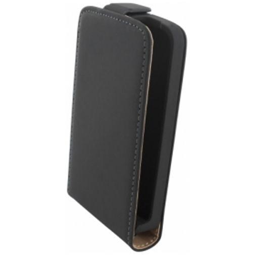 Productafbeelding van de Mobiparts Premium Flip Case LG Optimus L1 II Black