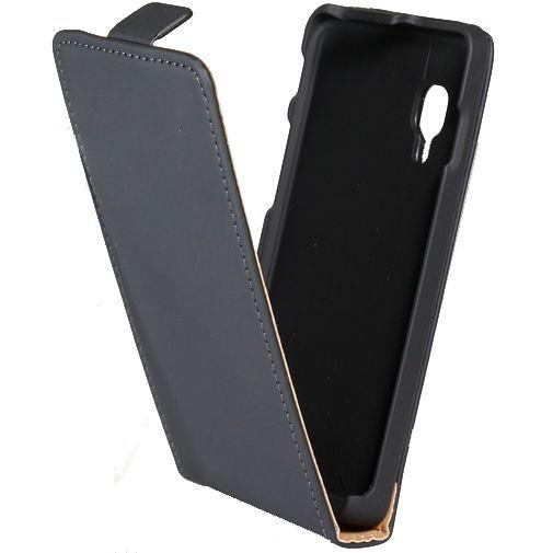 Productafbeelding van de Mobiparts Premium Flip Case LG Optimus L5 II Black