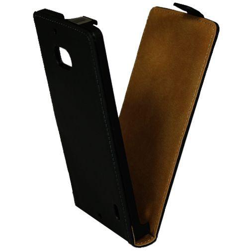 Productafbeelding van de Mobiparts Premium Flip Case Nokia Lumia 930 Black