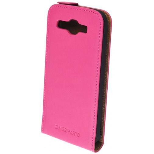 Productafbeelding van de Mobiparts Premium Flip Case Pink Huawei Ascend Y540 Dual Sim