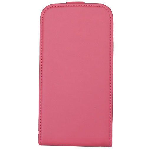 Productafbeelding van de Mobiparts Premium Flip Case Pink Samsung Galaxy Core Prime (VE)