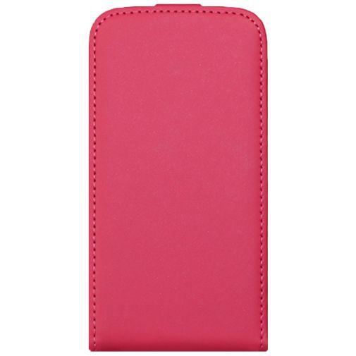 Productafbeelding van de Mobiparts Premium Flip Case Pink Samsung Galaxy Trend 2