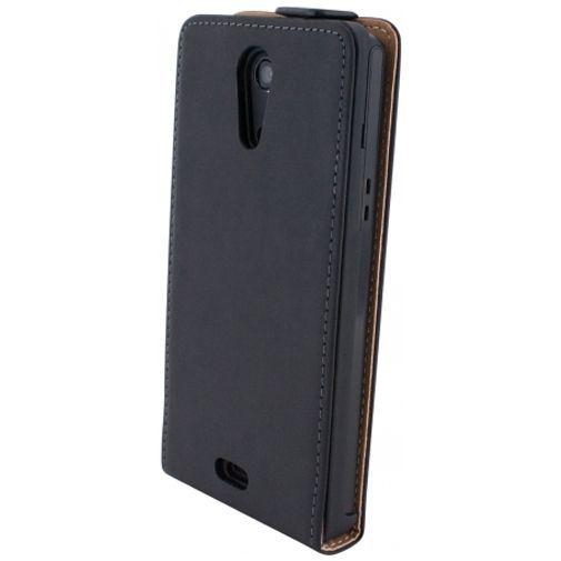 Productafbeelding van de Mobiparts Premium Flip Case Sony Xperia ZR Black