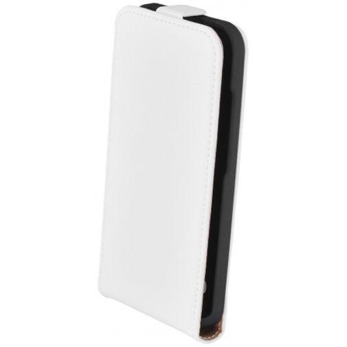 Productafbeelding van de Mobiparts Premium Flip Case White Huawei Y5