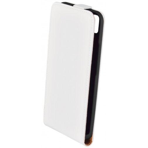 Productafbeelding van de Mobiparts Premium Flip Case White Huawei Y6