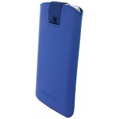 Productafbeelding van de Mobiparts Premium Pouch Size XS Blue
