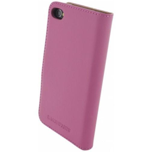 Productafbeelding van de Mobiparts Premium Wallet Case Apple iPhone 4/4S Pink