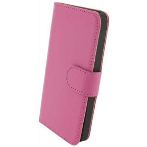 Productafbeelding van de Mobiparts Premium Wallet Case Apple iPhone 5/5S Pink