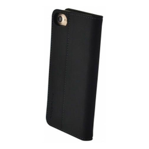Productafbeelding van de Mobiparts Premium Wallet Case Black Apple iPhone 7/8