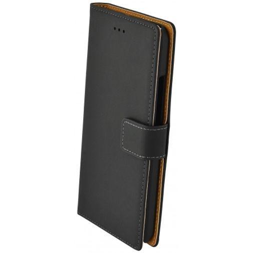 Productafbeelding van de Mobiparts Premium Wallet Case Black Huawei Y6