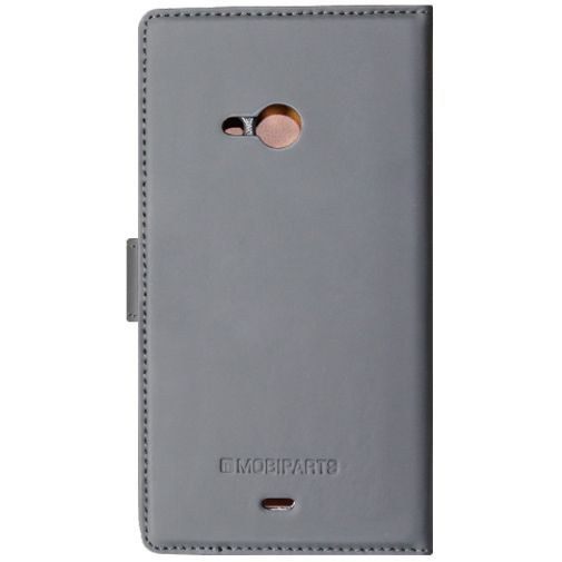 Mobiparts Premium Wallet Case Black Microsoft Lumia 535