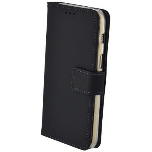Productafbeelding van de Mobiparts Premium Wallet Case Black Samsung Galaxy A3 (2017)