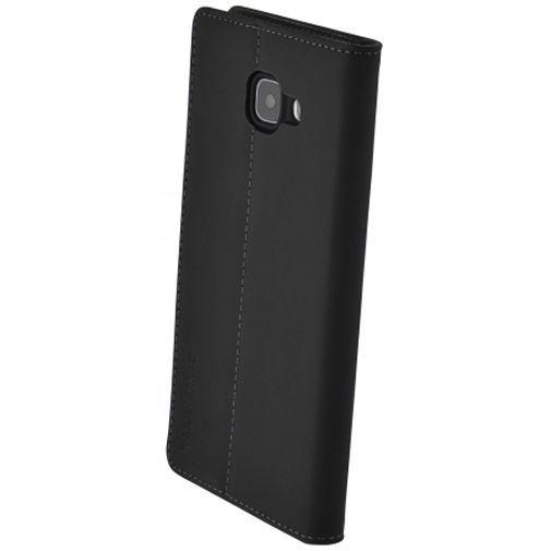 Productafbeelding van de Mobiparts Premium Wallet Case Black Samsung Galaxy A5 (2016)