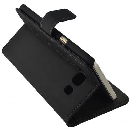 Productafbeelding van de Mobiparts Premium Wallet Case Black Samsung Galaxy J5 (2016)