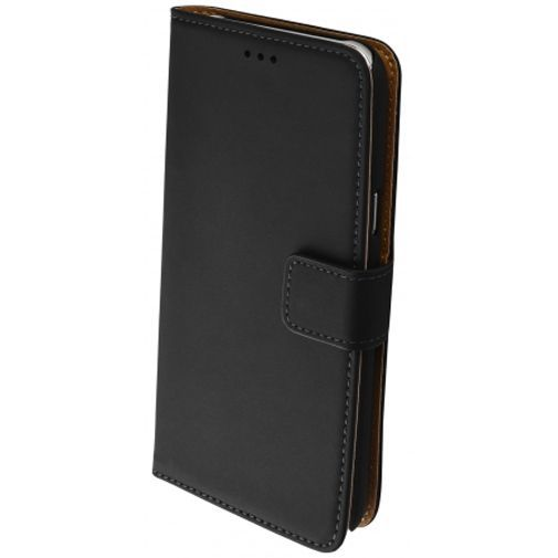 Mobiparts Premium Wallet Case Black Samsung Galaxy J5