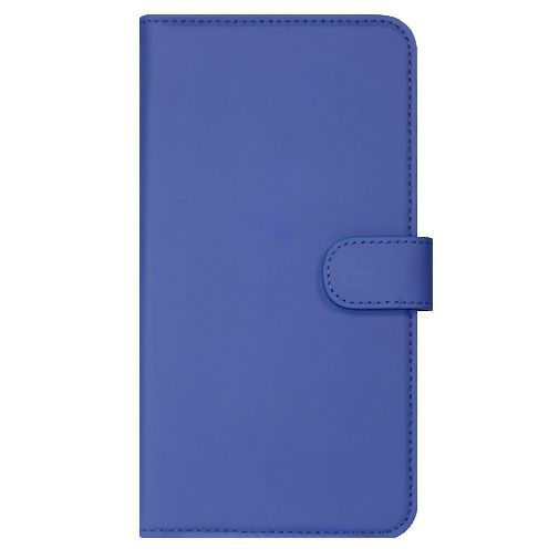 Productafbeelding van de Mobiparts Premium Wallet Case Blue Apple iPhone 6 Plus/6S Plus