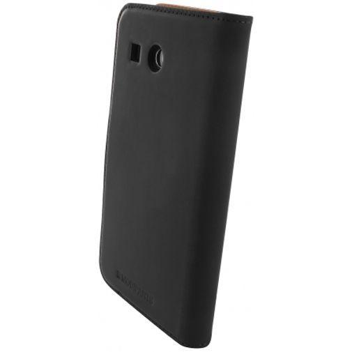 Productafbeelding van de Mobiparts Premium Wallet Case Huawei Ascend G525 Black