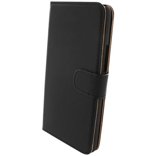 Productafbeelding van de Mobiparts Premium Wallet Case Huawei Ascend G750 Black