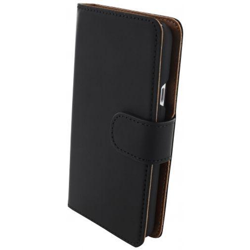 Productafbeelding van de Mobiparts Premium Wallet Case Huawei Ascend Y330 Black