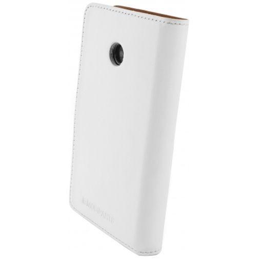 Productafbeelding van de Mobiparts Premium Wallet Case Huawei Ascend Y330 White
