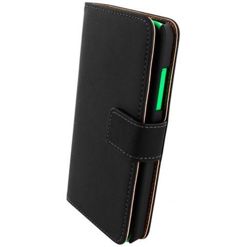 Productafbeelding van de Mobiparts Premium Wallet Case Nokia Lumia 630 / 635 Black