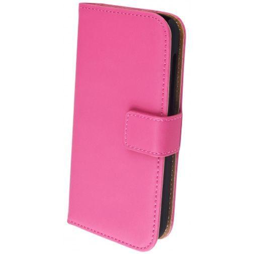 Productafbeelding van de Mobiparts Premium Wallet Case Pink Huawei Ascend Y540 Dual Sim