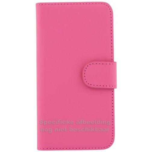 Productafbeelding van de Mobiparts Premium Wallet Case Pink Samsung Galaxy Core Prime (VE)