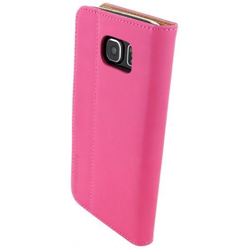 Productafbeelding van de Mobiparts Premium Wallet Case Pink Samsung Galaxy S6