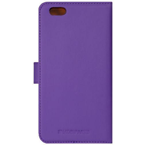 Productafbeelding van de Mobiparts Premium Wallet Case Purple Apple iPhone 6/6S