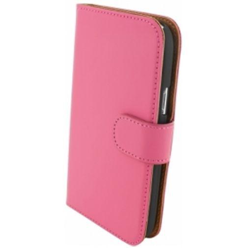 Productafbeelding van de Mobiparts Premium Wallet Case Samsung Galaxy Core Pink