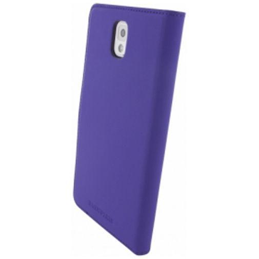 Productafbeelding van de Mobiparts Premium Wallet Case Samsung Galaxy Note 3 Purple