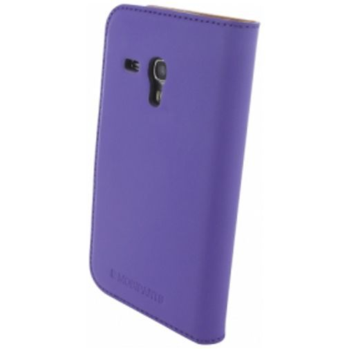 Mobiparts Premium Wallet Case Samsung Galaxy S3 Mini (VE) Purple