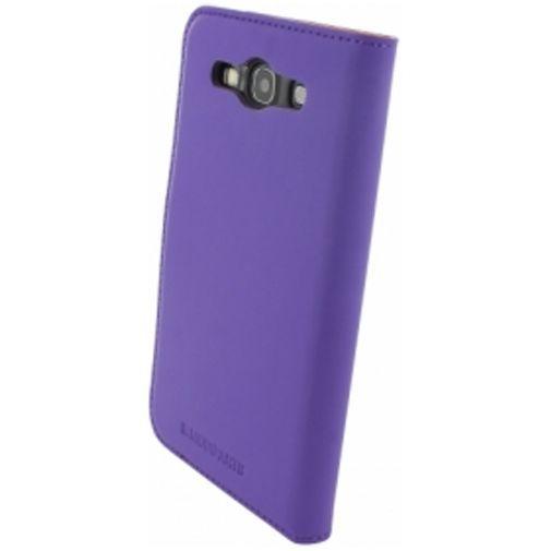 Productafbeelding van de Mobiparts Premium Wallet Case Samsung Galaxy S3 (Neo) Purple