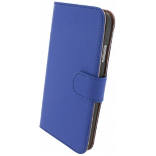 Productafbeelding van de Mobiparts Premium Wallet Case Samsung Galaxy S4 Blue