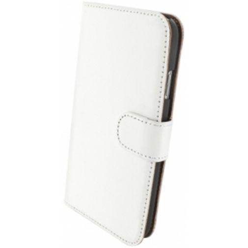 Productafbeelding van de Mobiparts Premium Wallet Case Samsung Galaxy S4 White