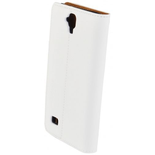 Productafbeelding van de Mobiparts Premium Wallet Case White Huawei Y5