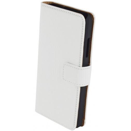Productafbeelding van de Mobiparts Premium Wallet Case White Microsoft Lumia 550