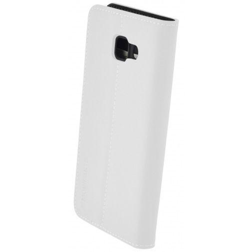 Mobiparts Premium Wallet Case White Samsung Galaxy A3 (2016)
