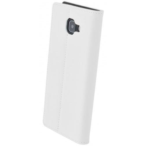 Productafbeelding van de Mobiparts Premium Wallet Case White Samsung Galaxy A5 (2016)