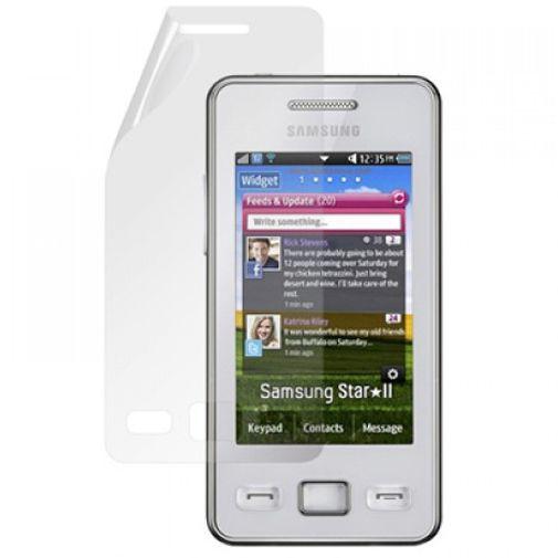 Productafbeelding van de Mobiparts Screenprotector Samsung S5260 Star II 2-Pack
