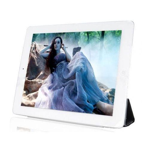 Productafbeelding van de Mobiparts Smart Cover Black Apple iPad 2/3