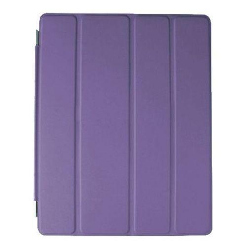 Productafbeelding van de Mobiparts Smart Cover Purple Apple iPad 2/3