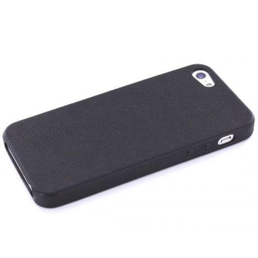 Productafbeelding van de Mobiparts TPU Case Apple iPhone 5 Premium Black