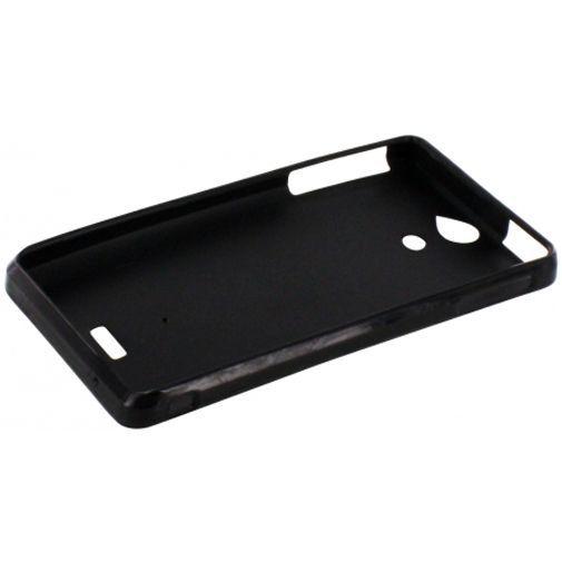 Productafbeelding van de Mobiparts TPU Case Sony Xperia V Black