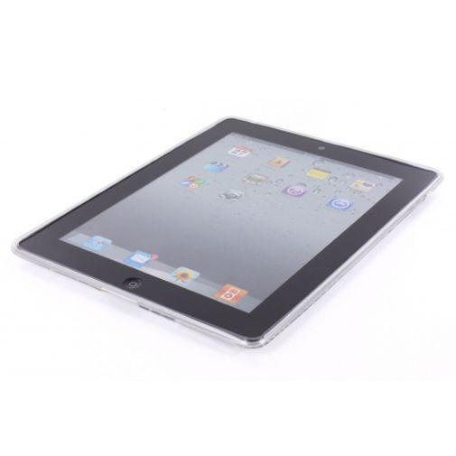 Productafbeelding van de Mobiparts TPU Case Transparant Apple iPad 2