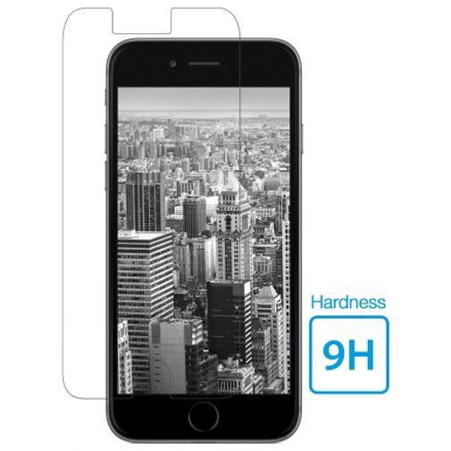 Productafbeelding van de Mobiparts Tempered Glass Screenprotector Apple iPhone 6/6S